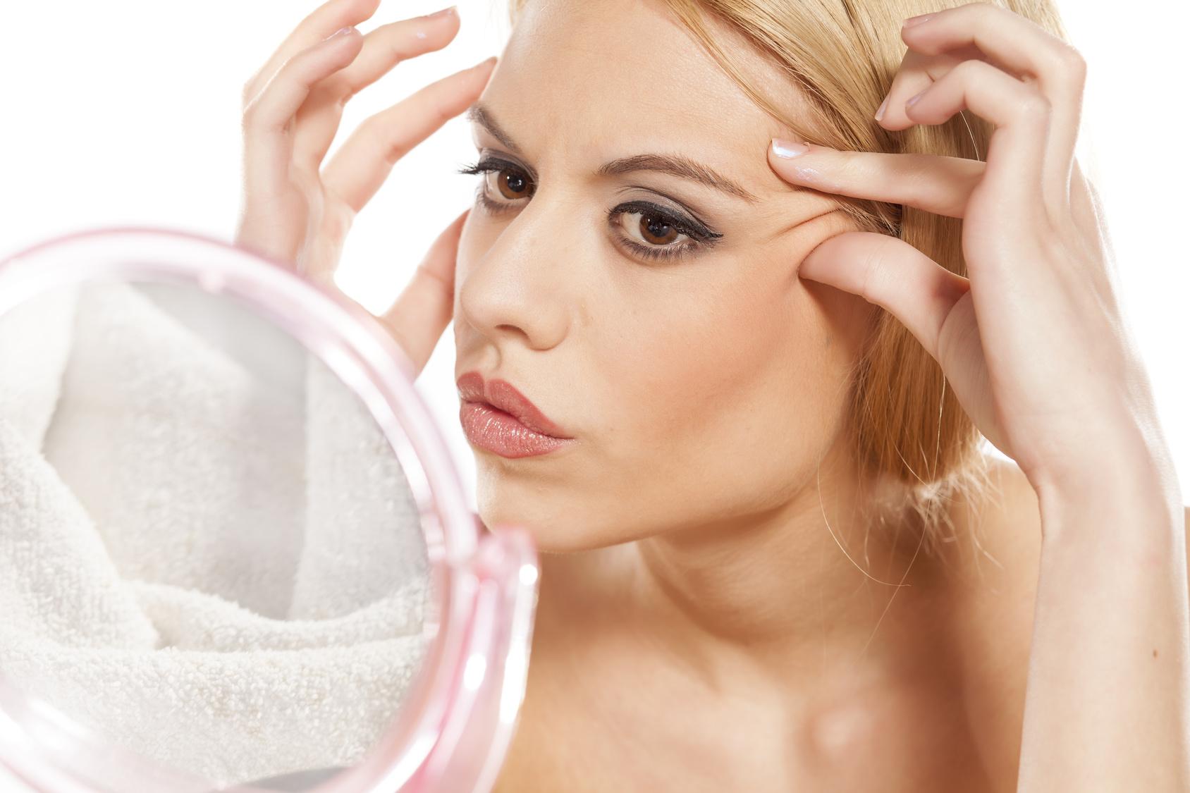 Os casos mais comuns de assimetria da face acontecem após procedimentos mal sucedidos com Botox.