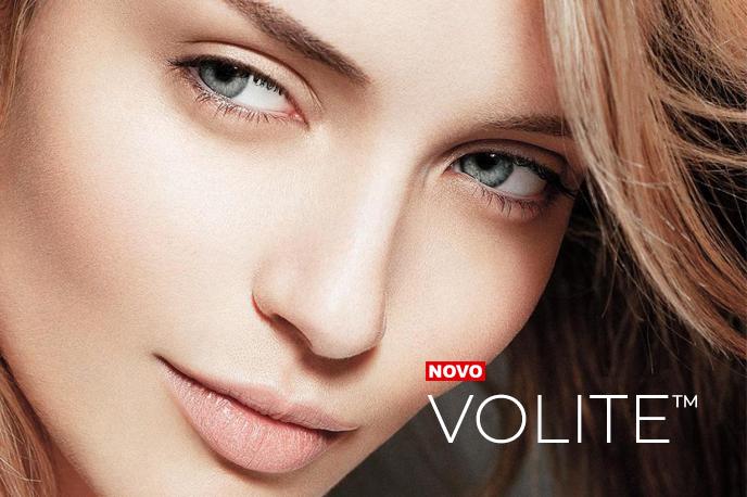 VOLITE é um procedimento minimamente invasivo à base de ácido hialurônico que promove a melhora na maciez da pele (ausência de linhas finas), hidratação e elasticidade.
