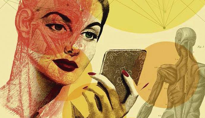 Reprodução O Globo | Caderno Ela - Imagem Silvana Mattievich.