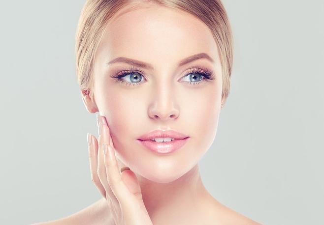 Limpeza de Pele: uma vez por mês é suficiente para garantir uma pele mais bonita e saudável (imagem Shutterstock)