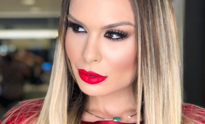 Fernanda Lacerda, ex-Mendigata do Pânico Imagem: Reprodução/Instagram